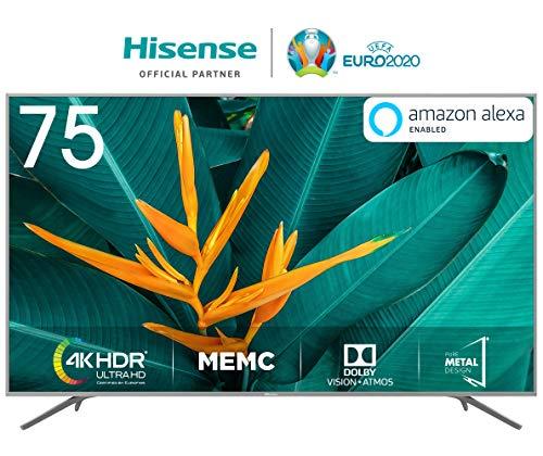 HISENSE H75BE7410 TV LED Ultra HD 4K