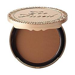 Too Faced - Dark Chocolate Soleil Deep/Tan Matte Bronzer