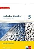 Lambacher Schweizer Mathematik 5. Ausgabe Baden-Württemberg: Klassenarbeitstrainer. Schülerheft mit Lösungen Klasse 5 (Lambacher Schweizer. Ausgabe für Baden-Württemberg ab 2014) -