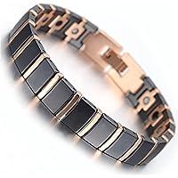Pure Tungsten Hämatit magnetischer Herren Armband Armreifen Gesundheit Armband Weihnachten Geschenke Valentinstag... preisvergleich bei billige-tabletten.eu