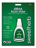Sweetherb Stevia Sugarfree Liquid - 15 m...