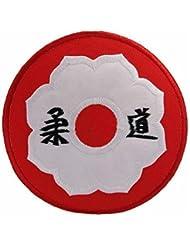 Parche karate, flor de cerezo