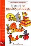 Manuel de mathématiques CM1