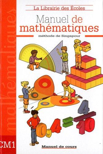 Manuel de mathmatiques CM1