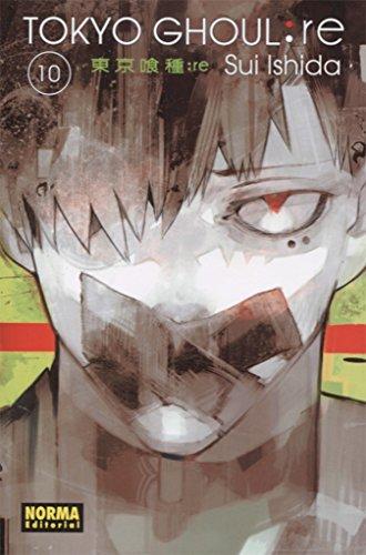 Tokyo Ghoul:re 10 por Sui Ishida