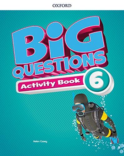 Big Questions 6. Activity Book - 9780194107877