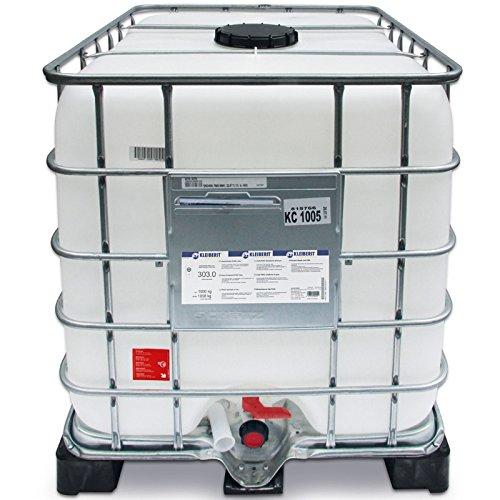 1000-kg-IBC-Container D3-Leim Holzleim KLEIBERIT 303.0 Weissleim wasserfest Weißleim (Keilzinken)