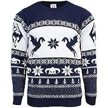 Skyrim Offiziell Weihnachtsstrickjacke / Sweater