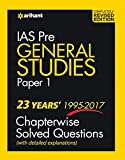 #4: 23 Year's Chapterwise Solved Questions General Studies Paper I