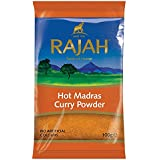 Rajah - Curri picante de madrás en polvo - 100 g