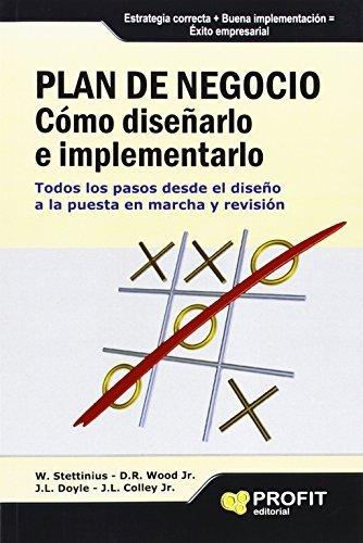 PLAN DE NEGOCIO (Spanish Edition) by D.J.R. Wood Jr. (2009-01-01)
