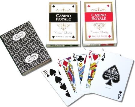 yale (Spielkarten), Pokerdeck ()