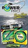 Power Pro Super Line 275m 0,19mm 13kg, Moosgrün, geflochtene Angelschnur