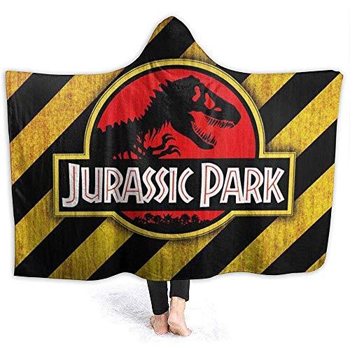 Jurassic Park Manta Sudadera Capucha Soft Cloak Shawl