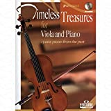 TIMELESS TREASURES - arrangiert für Viola - Klavier - mit CD [Noten/Sheetmusic]