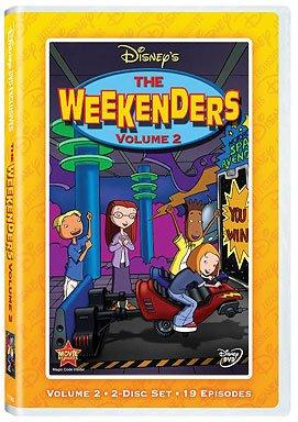 Disney\'s The Weekenders: Volume 2