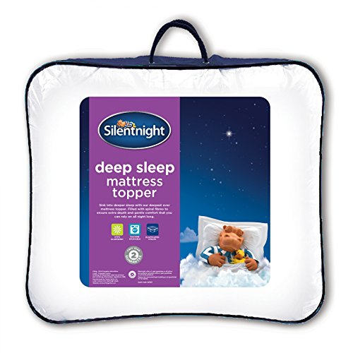 Silentnight Deep Sleep Mattress Topper, Double