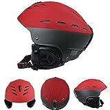 casco da sci uomo o donna,Casco da moto Adulto leggero antivento, Sport Casco