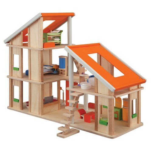 PlanToys Chalet Puppenhaus 13571410