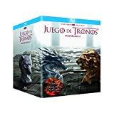 Juego de Tronos Pack Temporadas 1-7 Blu-ray España (Game of thrones)
