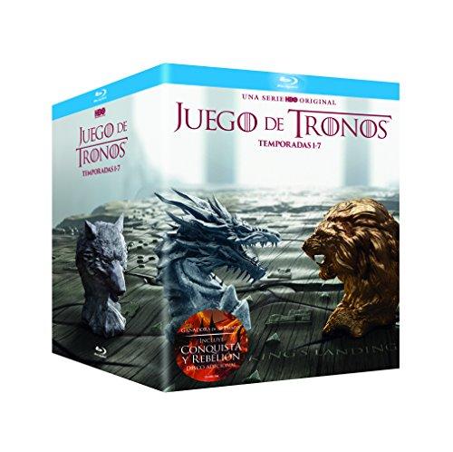 Juego De Tronos Temporada 1-7 Premium Blu-Ray [Blu-ray]