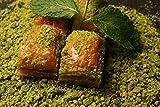 Pistazien Baklava 600 g Palandöken täglich frischer Süsichkeiten Hausgemachtes Rezept