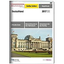 Das Telefonbuch Gelbe Seiten Map&Route Frühjahr/Sommer 2017