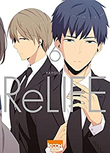 ReLIFE Edition simple Tome 6
