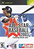 ALL-STAR BASEBALL 2003 XBOX UK IMPORT