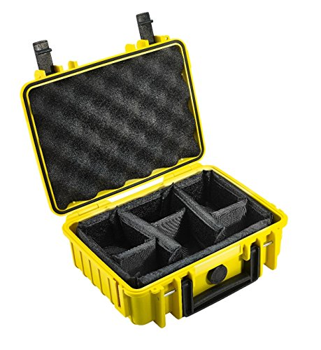 B W outdoor cases Typ 1000 mit