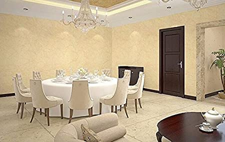 KHSKX-Pure Color Wallpaper, Brushed Textures, Living Room, Office ...