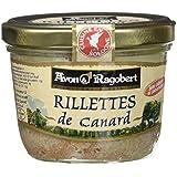 Avon & Ragobert Rillettes de Canard 180 g - Lot de 6