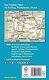 MARCO POLO Raus & Los! Rhein/Neckar, Heidelberg: Guide und große Erlebnis-Karte in praktischer Schutzhülle -