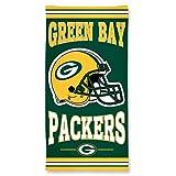 NFL Green Bay Packers Beach Towel