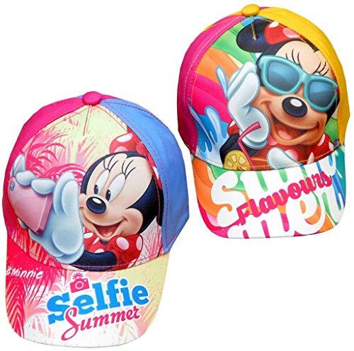 Disney Minnie Maus Base Caps 2er Pack