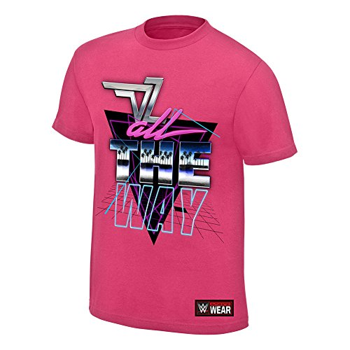 WWE -  Canotta  - Uomo Pink XL