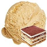 Tiramisu Geschmack 1 Kg Gino Gelati Eispulver Softeispulver für Ihre