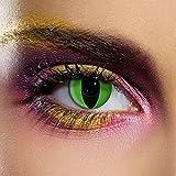 Kobra Farbige Kontaktlinsen Ohne Stärke (90 Tage)