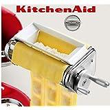 Maquina de Raviolis accesorio ORIGINAL de Kitchenaid 5KRAV. CON 2 AÑOS DE GARANTÍA ESPAÑOLA