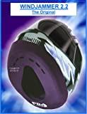 "WINDJAMMER 2 ""REDUCES WIND NOISE"" fits all Full Face Helmets. The original often copied ! (P&P 99p Worldwide)"