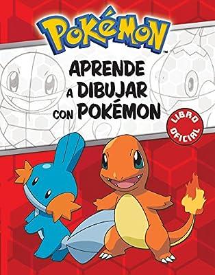 Aprende a dibujar con Pokémon (Colección Pokémon) de MONTENA