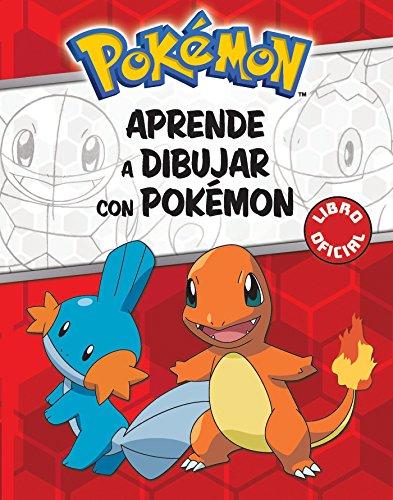 Aprende a dibujar con Pokémon (Colección Pokémon) por Varios autores