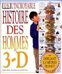 L'incroyable histoire des hommes 3D