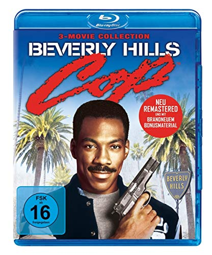 Beverly Hills Cop 1-3-3 Movie Collection... [Blu-ray]