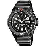 Casio MRW-200H-1BVEF - Reloj analógico de cuarzo para hombre