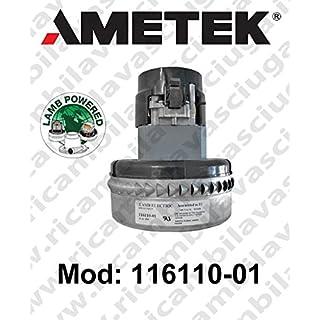MOTOR LAMB AMETEK 116110Aspiration–01for Floor Mop and Vacuum Cleaner