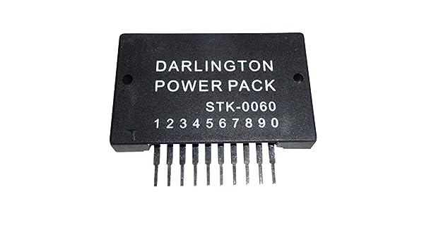 Hybrid-IC STK0060 ; Power Audio Amp
