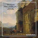 Telemann: Wind Concertos, Vol. 1