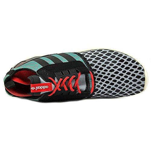 Adidas Zx 8000 Boost (Multi / Nebel Slate / Schwarz / Tomate) -6,0 Black / Tomato