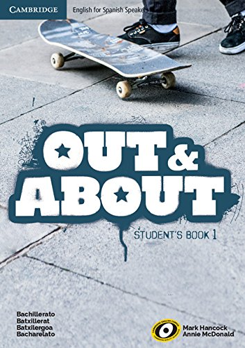 Out and About Level 1 Student's Book with Common Mistakes at Bachillerato Booklet   9788490368015